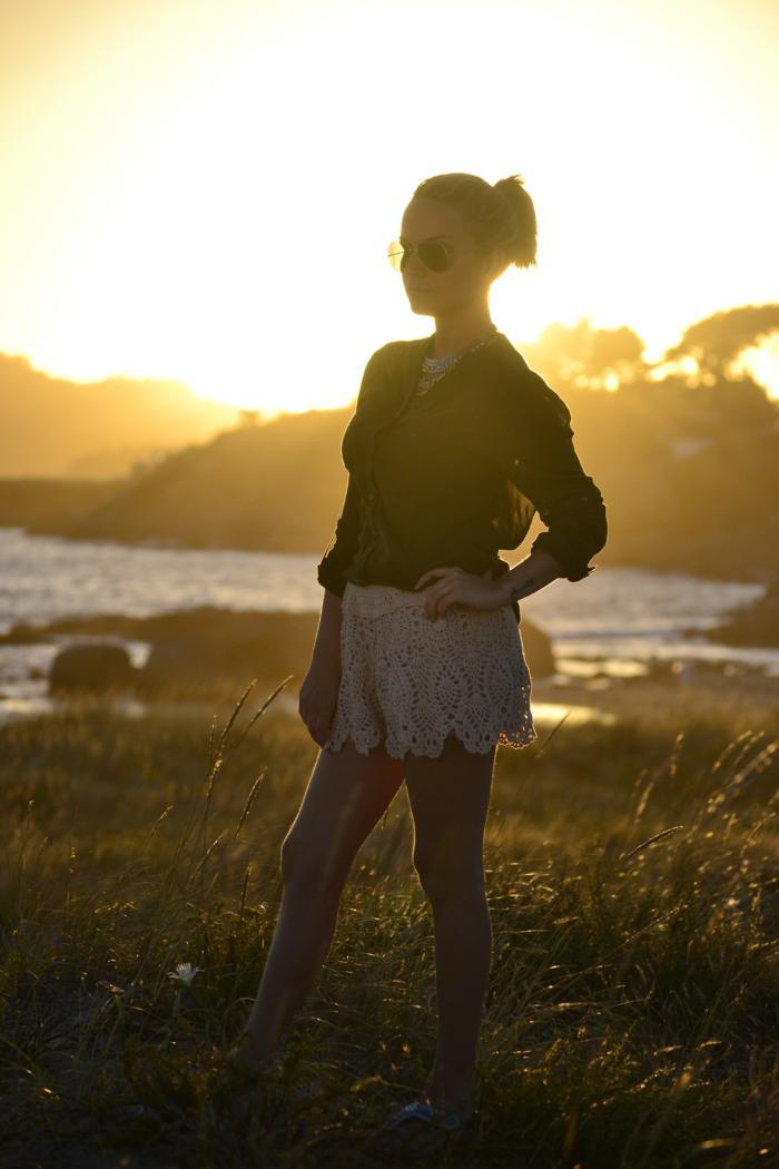 Outfit Low Cost: Lovely Sunset