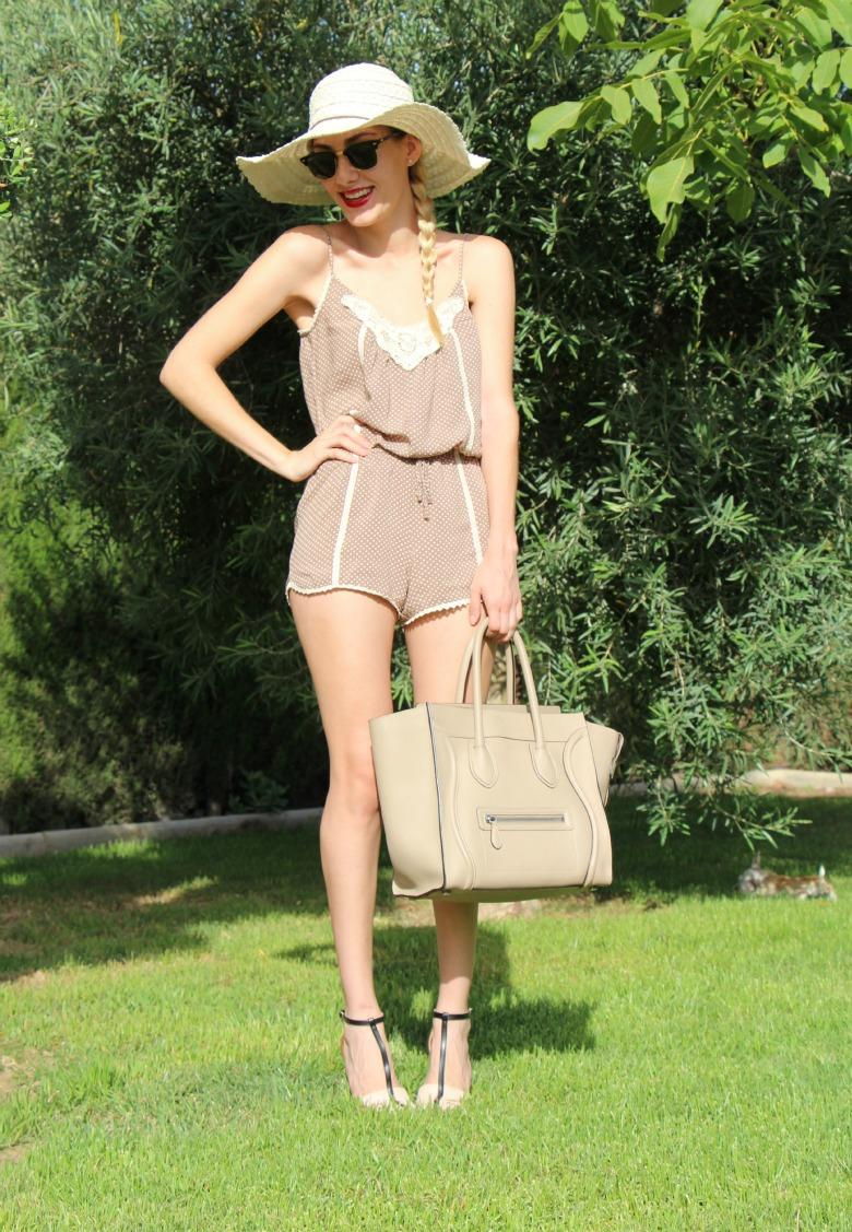 Summer Playsuit
