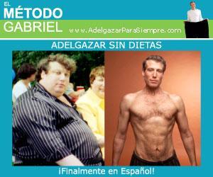 Como bajar de peso sin ejercicios