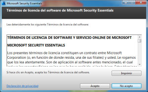 Windows 7 2013 08 02 16 57 02 300x188 Microsoft Security Essentials: Completa Suite de Seguridad para tu PC