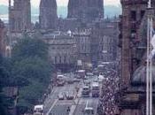 Viajando Edimburgo. ciudad Escocia propia personalidad