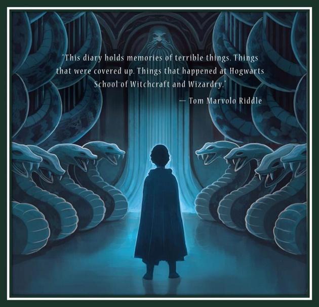 Book Cover Illustration Quotes ~ Contraportadas reveladas de los primeros libros harry