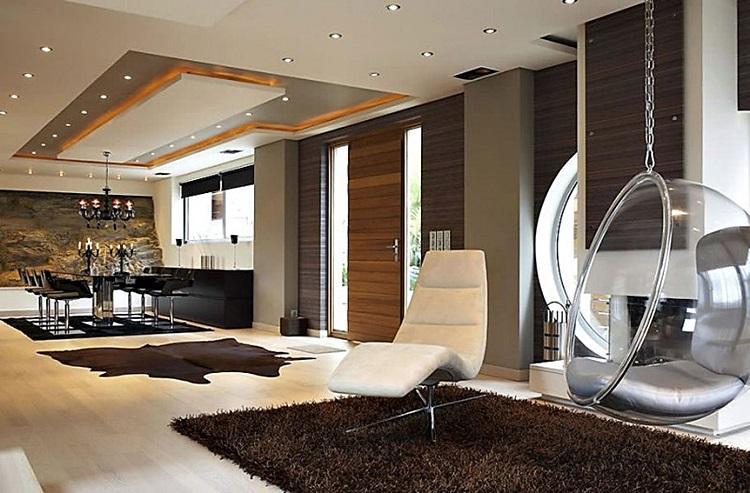 Casa moderna y l neas rectas en grecia paperblog for Entrada de la casa moderna decoracion