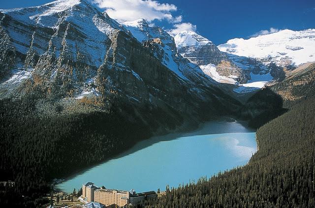 Ecosistemas de agua dulce, los lagos y lagunas