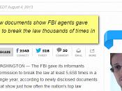 Informantes violaron 5.600 veces 2011