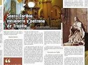 SANTO TORIBIO, MISIONERO PATRONO TRUJILLO. Revista EMAÚS, Abril 2013