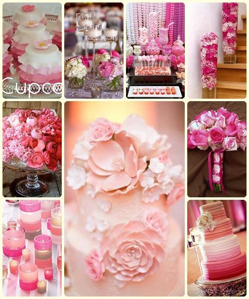 Matrimonio Tema Infusi : Temas para la boda bodas en rosa paper