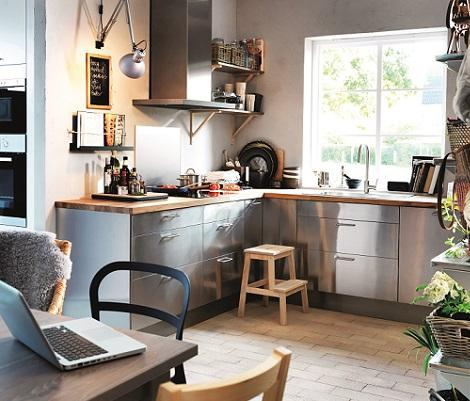 Muebles de cocina de ikea 2014 paperblog for Como tunear muebles de ikea