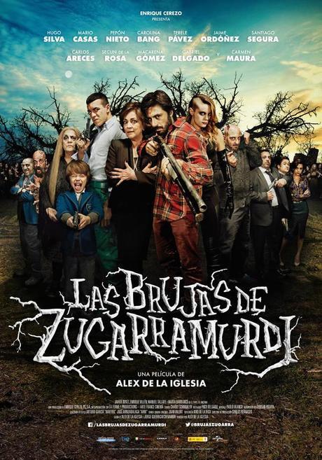 """Póster Final de """"Las Brujas de Zugarramurdi"""""""