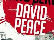 Tokio Cero. David Peace