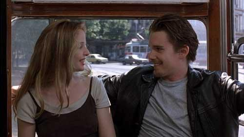 """Antes del amanecer"" (Richard Linklater, 1995)"