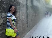 W.I.W: black, white fluor