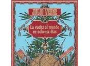 vuelta mundo días. Julio Verne