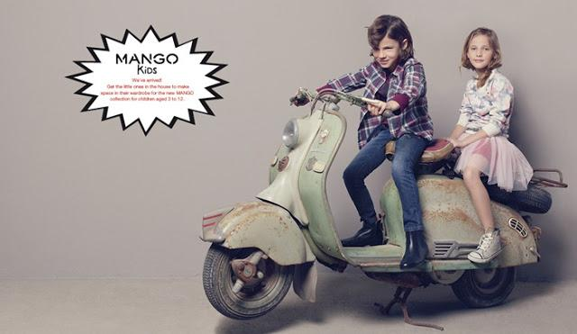 Mango: AW 2013-2014 catalogue