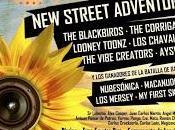 Cartel completo Sherry Sound Festival jerezano