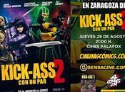 Concurso blog: ¡Único preestreno KICK-ASS Zaragoza!