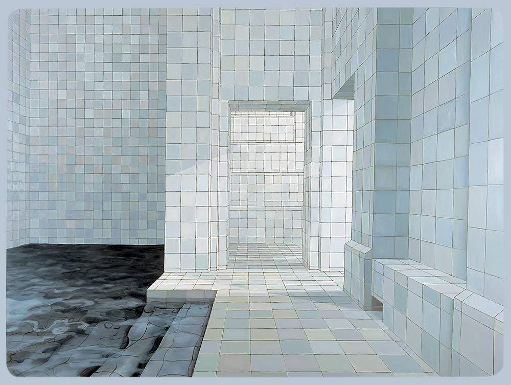 nuncalosabre.Saunas and Baths - Adriana Varejão