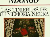tinieblas memoria negra, Donato Ndongo-Bidyogo