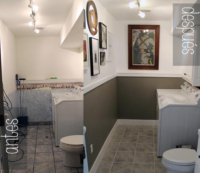 Antes y despu s la casa de chris paperblog - Reforma piso pequeno antes y despues ...