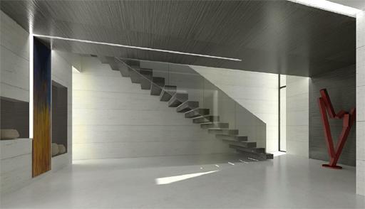 Nueva propuesta de interiorismo para la vivienda en l bano - Escaleras para sotanos ...