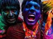 Holi, Festival colores India