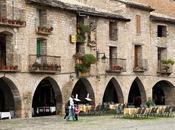 Aínsa: pueblo medieval Pirineo aragonés