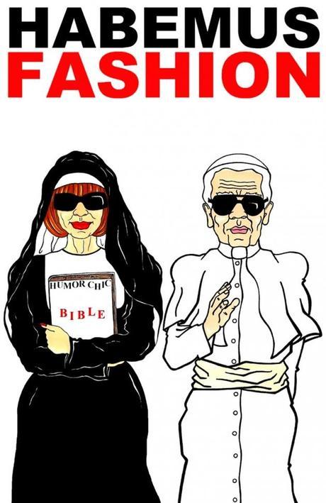 La moda como religión - Mode als Religion