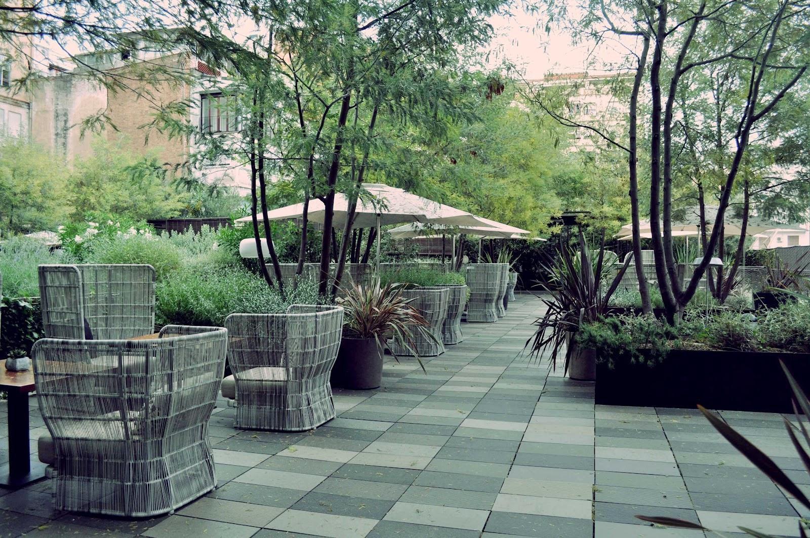 En la ciudad las mejores terrazas de barcelona paperblog - Terrazas de barcelona ...