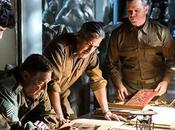 Matt Damon George Clooney hacen planes primeras imagenes 'Monuments Men'