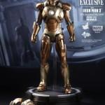Figura de la Mark 21 de Iron Man 3 por Hot Toys