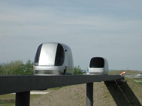 Economía del Transporte: Tecnología del Futuro