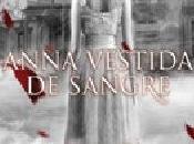 Anna vestida sangre Kendare Blake