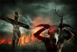 Satanás: el príncipe de los demonios,gobernante de este mundo (aún).