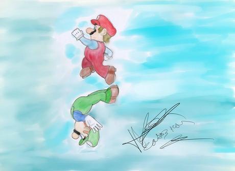 the super mario bros by heavyrock d5wp60w Super Mario Bros el origen de una Leyenda – Capítulo 3