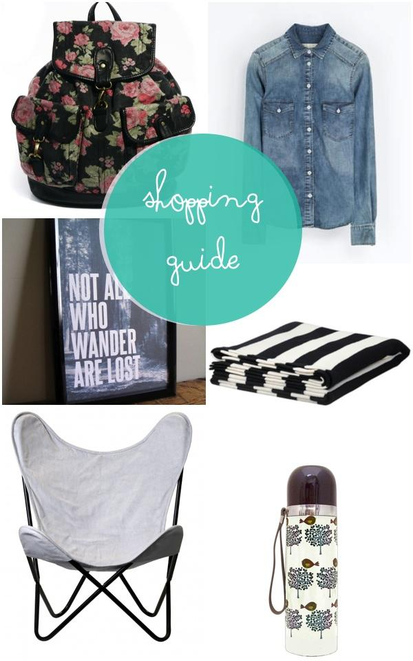 Inspiration. Perseid Meteor Shower Shopping Guide