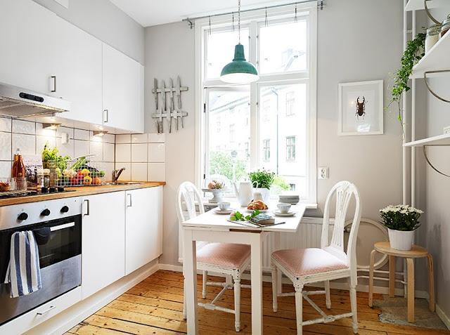 Mini piso con encanto paperblog - Pisos decorados con encanto ...