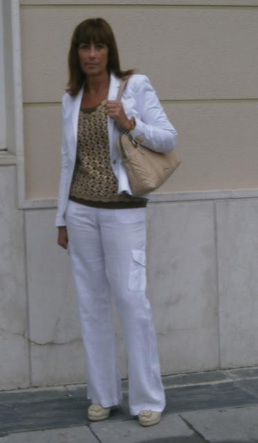 Mis Looks Vestida De Blanco Paperblog