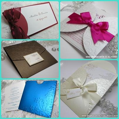Elegant weeding invitation