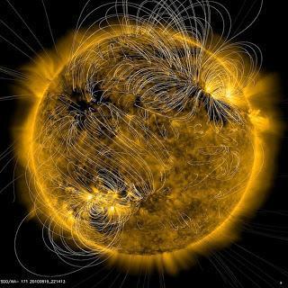 No hay peligro alguno. Inversión del campo magnético del Sol pasará inadvertida en la Tierra