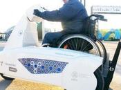 Vehículos desarrollados INTI facilitan traslado personas movilidad reducida Tecnópolis Argentina