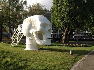 Amsterdam ArtZuid, un museo al aire libre