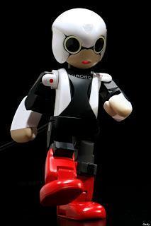 Kirobo: primer robot japonés en el espacio
