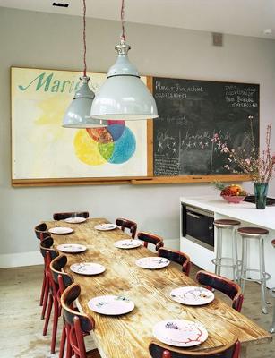 Mesas de Comedor en Comedores Rusticos - Paperblog