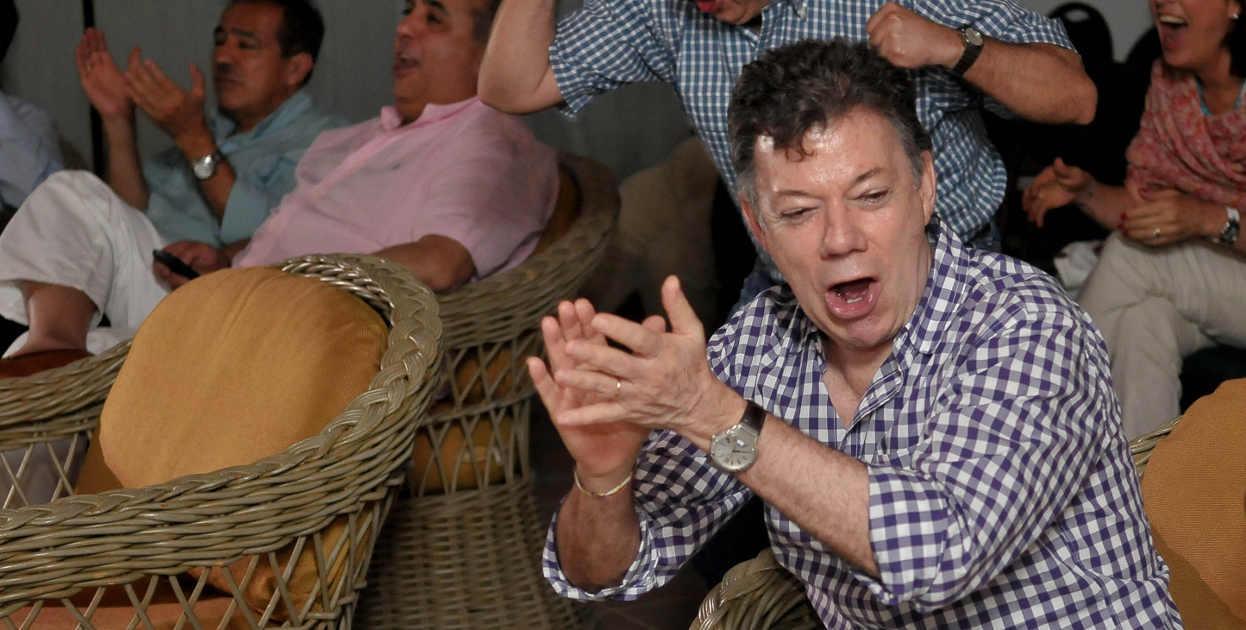 El otro lado de Juan Manuel Santos