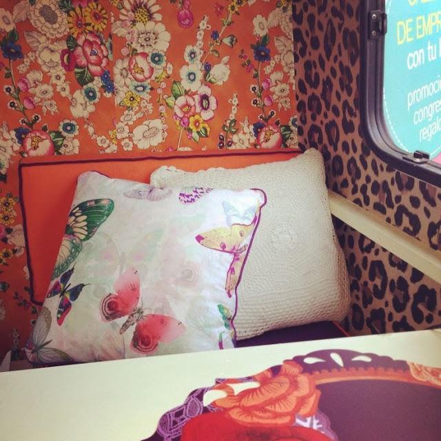 Entrevista a stella refolio propietaria de cookies paperblog - Decoracion interior caravanas ...