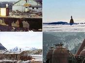 impresionantes lugares abandonados Antártida.