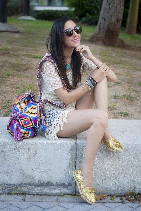 Miss Hamptons vs Mafasisters Wayuu Bag