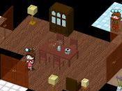 Impresiones Poltergeist: Pixelated Horror. ¡Pásalo bien asustando inquilinos edificio!