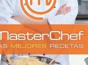 """""""MasterChef. mejores recetas"""" Varios Autores"""