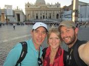 fabuloso reencuentro familiar Roma